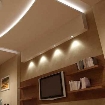 What is the difference between can lights and recessed lights?