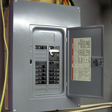 Find the breaker to the wiring